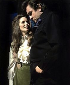 AND- the reel June Carter and Johnny Cash. #sentimentality