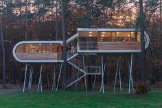 Andreas Wenning 的樹屋哲學-有. 設計uDesign