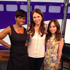 Great to have #suttonfoster back in the #newyorklivetv studio last week to chat about new #broadway show #Violet & #TVland's #Younger! #latergram