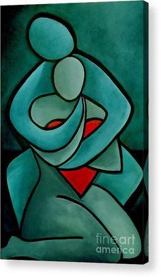 Contemporary Abstract Art, Modern Art, Abstract Landscape, Abstract Paintings, Landscape Paintings, Canvas Art, Canvas Prints, Art Prints, Heart Canvas