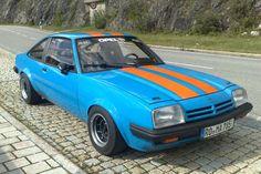 Christian Scheid, Opel Manta B