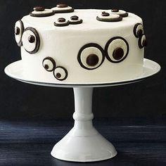 Ghost Cake - FamilyCircle.com