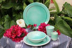 """DEIÀ"" handmade ceramic dinnerware. http://www.greetingsfrommallorca.com/en/products/for-home"