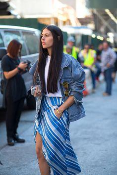 Sunday's Inspiration: New York Fashion Week Streetstyle   BeSugarandSpice - Fashion Blog