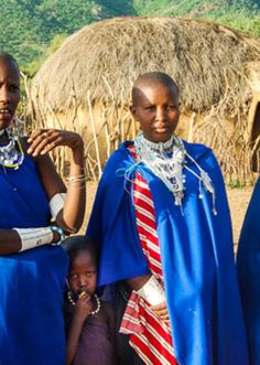 Spend time learning the customs of the Masai #CWAdventure #Safari #Africa #Kenya #Tour