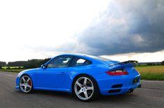 RUF tuned Edition Porsche 911 Turbo