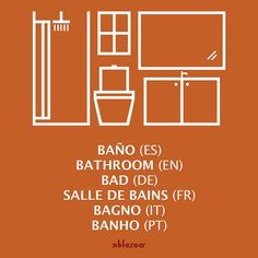 # #Baño # # #Bathroom # #Bad # #SalleDeBains # #Bagno # #Banho