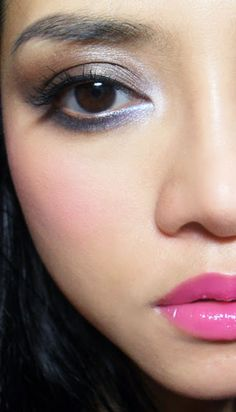 The Makeup Box: Evening Rose: Featuring NYX Doll Pink Lip Gloss (Swatches and Mini-Review)