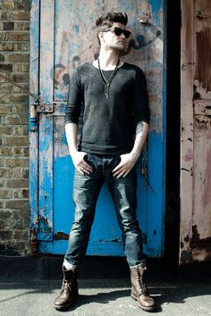 Danny from The Script. Great voice, even greater hair