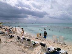Grand Cayman Island - Caribbean Island Home of Stingrays, Turtles, and Hell: Grand Cayman - Tiki Beach