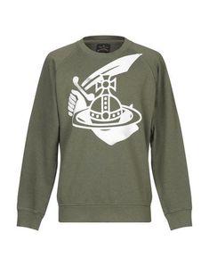 Vivienne Westwood Anglomania Men Sweatshirt on YOOX. The best online selection of Sweatshirts Vivienne Westwood Anglomania. YOOX exclusive items of Italian and international designers - Secure payments Printed Sweatshirts, Mens Sweatshirts, Vivienne Westwood Anglomania, Sportswear Brand, Graphic Sweatshirt, Pullover, Sweaters, Mens Tops, Fashion Design