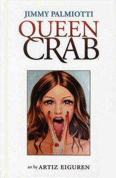 Queen Crab by Jimmy Palmiotti