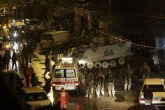 Covesia.com - Militer Lebanon merilis nama dua pengebom bunuh diri yang menewaskan sembilan orang di kota terbesar kedua di negara tersebut Tripoli. Serangan...