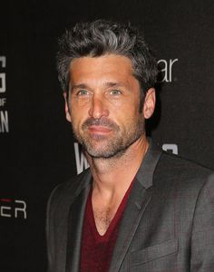Pin for Later: 67 Celebrities Who Look Even Hotter Thanks to Their Scruff Patrick Dempsey