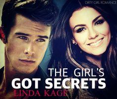 The Girl's Got Secrets (Forbidden Men 7) by Linda Kage #DirtyGirlRomance