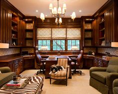 30 best traditional home office design ideas cabinet pinterest