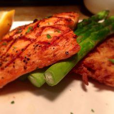 Skuna Salmon at Vines Restaurant & Bar