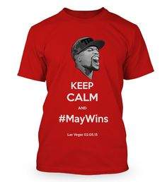 Limited Edition #MayWins T-shirt.  BUY NOW !!!