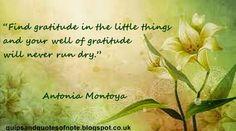 Quips & Quotes Of Note: Gratitude [6]