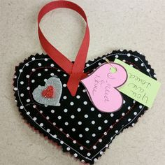I work at a cancer center, someone must have left this one here to pass on and brighten someone else's day. Unfortunately it ended up in the lost and found drawer. I was looking though the drawer this morning and saw the heart. I had to look it up and after reading what it it's all about, there was no way it was going back in the drawer. I placed it on a vehicle parked in one of the handicap parking spaces on my out to lunch. I hope it made the person smile!! #ifaqh #ifoundaquiltedheart