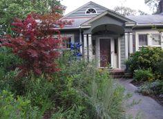 Takoma Park garden of Master Gardener Wendy Bell
