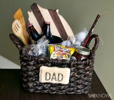 """Build your own """"broquet"""" for Father's Day"""