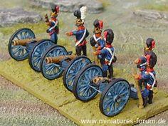 Batteria di artiglieria bavarese