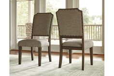 Larrenton Dining Room Chair Side Chairs Upholstered Side Chair Side Chair Dining Room
