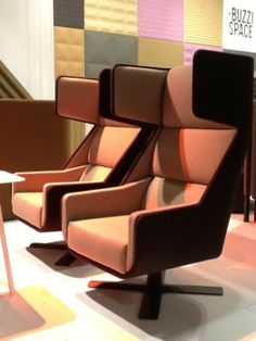 BuzziMe | Seating | Loose Furniture | Office Design | BuzziSpace