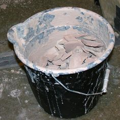 Recycling clay scraps so they can be made into workable clay again can be done without any machinery.