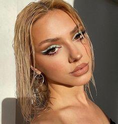 Makeup Eye Looks, Creative Makeup Looks, Eye Makeup Art, Smokey Eye Makeup, Glam Makeup, Skin Makeup, Beauty Makeup, Hair Beauty, Makeup Trends