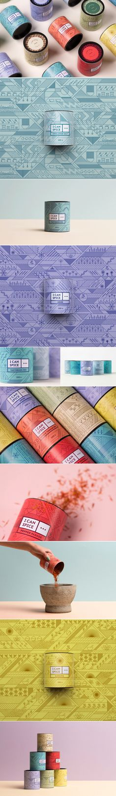This Colorful Spice Brand Wants to Encourage Everyone to Take Up Cooking — The Dieline | Packaging & Branding Design & Innovation News