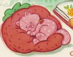 custard from strawberry shortcake Strawberry Shortcake Cartoon, Strawberry Shortcake Cheesecake, Vintage Strawberry Shortcake Dolls, Homemade Strawberry Shortcake, Strawberry Dessert Recipes, Animation, Blue Berry Muffins, Custard, Strawberries