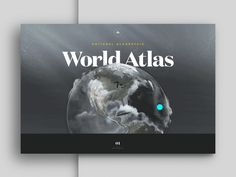 Case study for the The World Atlas app for iPhone & iPad by National Geographic and Rally.  — This was an amazing project to be a part of. Such a great time working with the whole Rally crew (@...