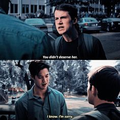 """""""you didnt deserve her"""" 13 Reasons Why Reasons, 13 Reasons Why Netflix, Thirteen Reasons Why, Ross Butler, Series Movies, Tv Series, Someone Like You, Netflix Originals, Life Thoughts"""