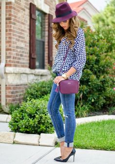 Fallin' Into Fall Style • For the Love of Fancy