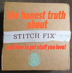 the truth about @Stitch Fix - Tiny Twig Goes Out on a Limb; Great advice on how to get good fixes.
