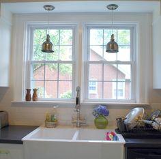 Over sink lighting for kitchen lighting pinterest sinks cheap pot light to pendant conversion diy aloadofball Images