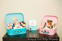 """""""Oh, The Places You'll Go!"""" First Birthday Party by Al Di La Events - Photo Display"""