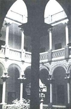 Foto tomada de Fundación Beteguma. Palacio Episcopal (1931- 1942)