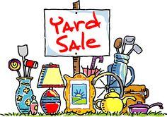 Nosso Yard Sale (Bazar de Jardim)