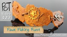 Vol-056: Faux Flaking Rust (6 Videos)