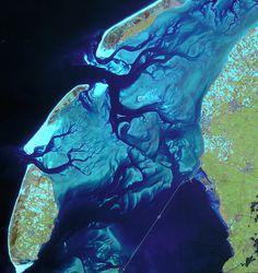 The Netherlands, Waddenzee