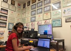 Ham Radio Operator, Good Communication, Radio Activity, Headphones, Hams, Geeks, Radios, Survival, Technology