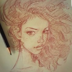 Freckles (unknown artist)