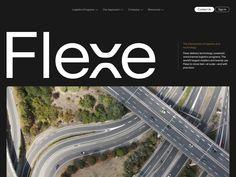 Flexe - www.flexe.com Worlds Largest, Website