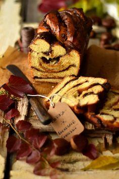 Chestnut Chocolate Babka
