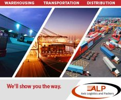 Axis Logistics and Packers not only caters logistic requirements of small firms but for multinationals as well