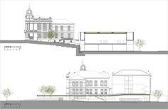 cortes | sections – Arquitetos Associados