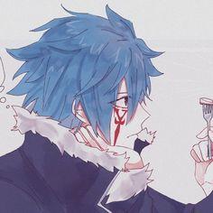 Fairy Tail Art, Fairy Tail Ships, Fairy Tail Anime, Bts Anime, Chica Anime Manga, Kawaii Anime, Erza Y Jellal, Fairy Tail Jellal, Fairytail